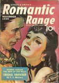 Street and Smith's Romantic Range (1938-1947 Street & Smith) Pulp Vol. 9 #1