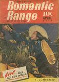 Street and Smith's Romantic Range (1938-1947 Street & Smith) Pulp Vol. 9 #6