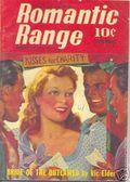 Street and Smith's Romantic Range (1938-1947 Street & Smith) Pulp Vol. 10 #5
