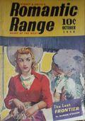 Street and Smith's Romantic Range (1938-1947 Street & Smith) Pulp Vol. 10 #6