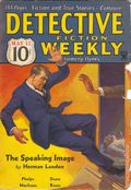 Detective Fiction Weekly (1928-1942 Red Star News) Pulp Vol. 84 #5