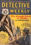 Detective Fiction Weekly (1928-1942 Red Star News) Pulp Vol. 85 #2
