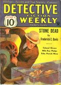 Detective Fiction Weekly (1928-1942 Red Star News) Pulp Vol. 85 #3