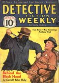 Detective Fiction Weekly (1928-1942 Red Star News) Pulp Vol. 85 #5