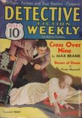 Detective Fiction Weekly (1928-1942 Red Star News) Pulp Vol. 86 #1