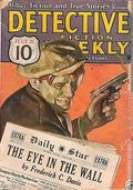 Detective Fiction Weekly (1928-1942 Red Star News) Pulp Vol. 86 #3