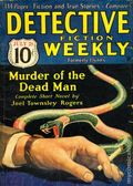 Detective Fiction Weekly (1928-1942 Red Star News) Pulp Vol. 86 #4
