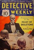 Detective Fiction Weekly (1928-1942 Red Star News) Pulp Vol. 87 #2