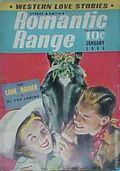 Street and Smith's Romantic Range (1938-1947 Street & Smith) Pulp Vol. 11 #3