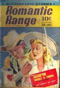 Street and Smith's Romantic Range (1938-1947 Street & Smith) Pulp Vol. 11 #4