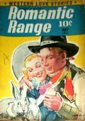 Street and Smith's Romantic Range (1938-1947 Street & Smith) Pulp Vol. 12 #1