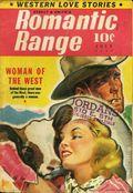 Street and Smith's Romantic Range (1938-1947 Street & Smith) Pulp Vol. 12 #3