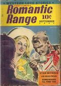 Street and Smith's Romantic Range (1938-1947 Street & Smith) Pulp Vol. 12 #5