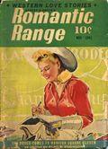 Street and Smith's Romantic Range (1938-1947 Street & Smith) Pulp Vol. 13 #1