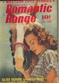Street and Smith's Romantic Range (1938-1947 Street & Smith) Pulp Vol. 13 #4