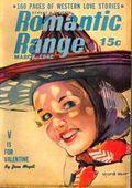 Street and Smith's Romantic Range (1938-1947 Street & Smith) Pulp Vol. 13 #5