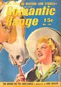 Street and Smith's Romantic Range (1938-1947 Street & Smith) Pulp Vol. 14 #2