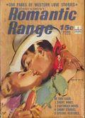 Street and Smith's Romantic Range (1938-1947 Street & Smith) Pulp Vol. 14 #6