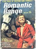 Street and Smith's Romantic Range (1938-1947 Street & Smith) Pulp Vol. 15 #1