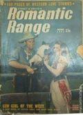 Street and Smith's Romantic Range (1938-1947 Street & Smith) Pulp Vol. 15 #3