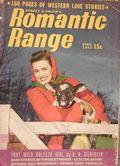 Street and Smith's Romantic Range (1938-1947 Street & Smith) Pulp Vol. 15 #6