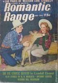Street and Smith's Romantic Range (1938-1947 Street & Smith) Pulp Vol. 16 #1
