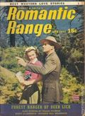 Street and Smith's Romantic Range (1938-1947 Street & Smith) Pulp Vol. 16 #2