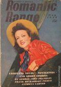 Street and Smith's Romantic Range (1938-1947 Street & Smith) Pulp Vol. 18 #1