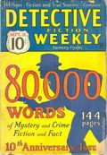 Detective Fiction Weekly (1928-1942 Red Star News) Pulp Vol. 87 #6