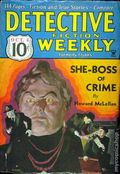 Detective Fiction Weekly (1928-1942 Red Star News) Pulp Vol. 88 #2