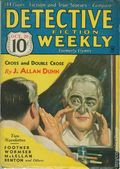 Detective Fiction Weekly (1928-1942 Red Star News) Pulp Vol. 88 #4