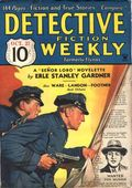 Detective Fiction Weekly (1928-1942 Red Star News) Pulp Vol. 88 #5