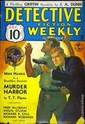 Detective Fiction Weekly (1928-1942 Red Star News) Pulp Vol. 89 #4