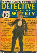 Detective Fiction Weekly (1928-1942 Red Star News) Pulp Vol. 89 #5