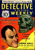 Detective Fiction Weekly (1928-1942 Red Star News) Pulp Vol. 89 #6