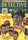 Detective Fiction Weekly (1928-1942 Red Star News) Pulp Vol. 90 #1