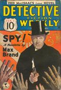 Detective Fiction Weekly (1928-1942 Red Star News) Pulp Vol. 90 #3