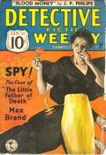 Detective Fiction Weekly (1928-1942 Red Star News) Pulp Vol. 90 #4