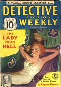 Detective Fiction Weekly (1928-1942 Red Star News) Pulp Vol. 90 #5