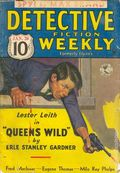 Detective Fiction Weekly (1928-1942 Red Star News) Pulp Vol. 90 #6