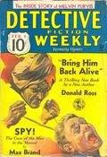 Detective Fiction Weekly (1928-1942 Red Star News) Pulp Vol. 91 #2