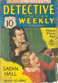 Detective Fiction Weekly (1928-1942 Red Star News) Pulp Vol. 91 #3