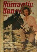 Street and Smith's Romantic Range (1938-1947 Street & Smith) Pulp Vol. 19 #3