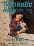 Street and Smith's Romantic Range (1938-1947 Street & Smith) Pulp Vol. 19 #4