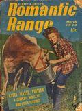 Street and Smith's Romantic Range (1938-1947 Street & Smith) Pulp Vol. 19 #5