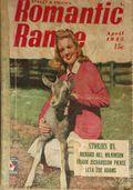 Street and Smith's Romantic Range (1938-1947 Street & Smith) Pulp Vol. 19 #6