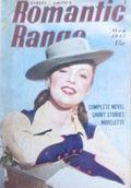 Street and Smith's Romantic Range (1938-1947 Street & Smith) Pulp Vol. 20 #1