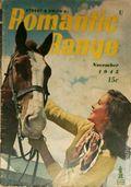 Street and Smith's Romantic Range (1938-1947 Street & Smith) Pulp Vol. 21 #1