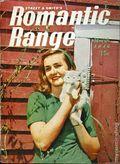Street and Smith's Romantic Range (1938-1947 Street & Smith) Pulp Vol. 21 #5