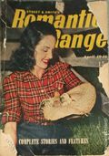 Street and Smith's Romantic Range (1938-1947 Street & Smith) Pulp Vol. 21 #6